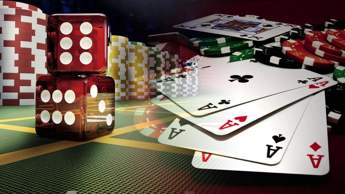 Начало игры в казино SlotoKing